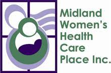 Midland Women's Health Care Place Logo