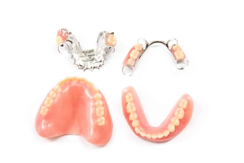 Partial and Full dentures in Midland
